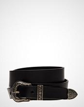 Mango Leather Cowboy Style Belt