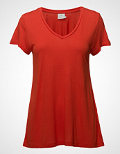 Kaffe Anna V-Neck T-Shirt Min 20 Pcs.