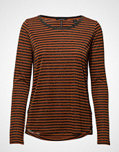 Scotch & Soda Long Sleeve Tee With Piping Details