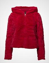 Only Onlchris Fur Hooded Jacket Cc Otw