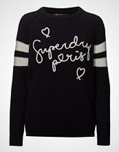 Superdry Superdry Paris Varsity Knit