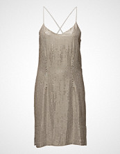 Hunkydory Stevey Cami Dress Kort Kjole Beige HUNKYDORY