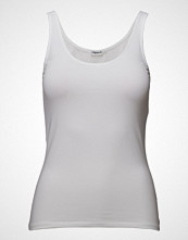 Filippa K Cotton Stretch Tank Top T-shirts & Tops Sleeveless Hvit FILIPPA K
