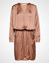 Rabens Saloner Zig Zag Short Dress