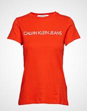 Calvin Klein Institutional Logo Slim Fit Tee