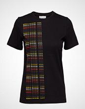 Sonia Rykiel T-Shirt Mc T-shirts & Tops Short-sleeved Svart SONIA RYKIEL