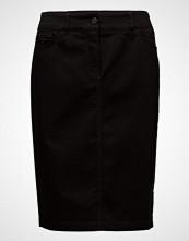 Gerry Weber Edition Skirt Short Woven Fa Kort Skjørt Svart GERRY WEBER EDITION