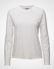 Fall Winter Spring Summer Merete T-shirts & Tops Long-sleeved Hvit FALL WINTER SPRING SUMMER