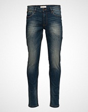 Lindbergh Tapered Fit Jeans Origin Blue Slim Jeans Blå LINDBERGH