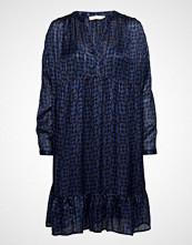 Rabens Saloner Graphic Lurex Dress