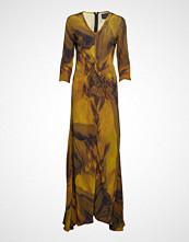 Diana Orving V-Neck Bias Dress