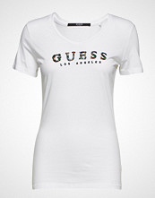 GUESS Jeans Ss Vn Gipsy Tee