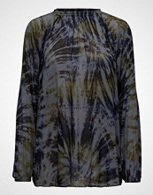 Rabens Saloner Abstract Blouse