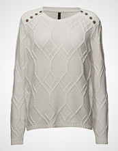 Pulz Jeans Alma Button Pullover
