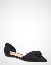 Mango Pointed Toe Flat Shoes