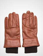 Royal Republiq Ground Glove Short W/Wool Rib Men Hansker Brun ROYAL REPUBLIQ