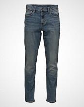 IZOD Saltwater Denim Light Wash Slim Jeans Blå IZOD