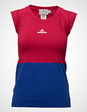 adidas Tennis Stella Mccartney Tee T-shirts & Tops Short-sleeved Multi/mønstret ADIDAS TENNIS