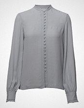 Filippa K Sheer Button Blouse