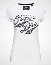Superdry Paisley Stacker Entry Tee