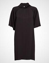 Sand Crepe Viscose - Prosa Sleeve Dress