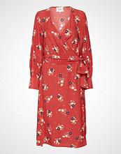 Second Female Velua Wrap Dress