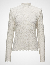 by Ti Mo Victorian Lace High Neck Blouse