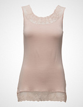 Cream Florence Top T-shirts & Tops Sleeveless Rosa CREAM