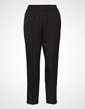 Scotch & Soda Tailored Pants With Velvet Side Tapes