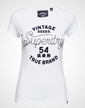 Superdry Rope Applique Entry Tee