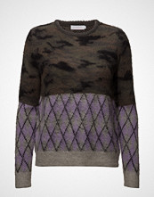 Coster Copenhagen Sweater In Mixed Camouflage And Che