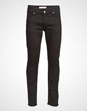 Mango Man Slim-Fit Black Partrick Jeans
