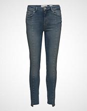Pieszak Diva Swan Cropped Cambridge Skinny Jeans Blå PIESZAK
