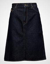 Lee Jeans Long A Line Skirt