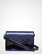 Karl Lagerfeld bags Karl Lagerfled-Signature Gloss Shoulderbag