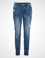 Pulz Jeans Zenia Midwaist Ankle Length Skinny