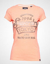 Superdry Tokyo Sports Foil Entry Tee