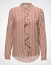 Saint Tropez Two Tone Stripe P Shirt