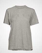 Svea Wanda Tee T-shirts & Tops Short-sleeved Grå SVEA