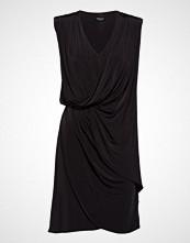 Marciano by GUESS Raped Dress Kort Kjole Svart MARCIANO BY GUESS