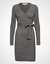 Diane von Furstenberg New Linda Knit Wrap Dress