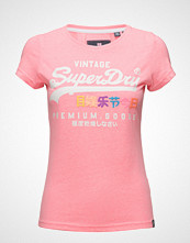Superdry Premium Goods Puff Entry Tee