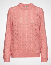 Twist & Tango Hilda Sweater Strikket Genser Rosa TWIST & TANGO