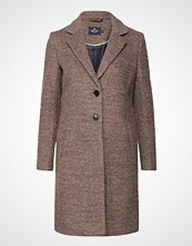 Park Lane Boucle Coat Ullfrakk Frakk Beige PARK LANE