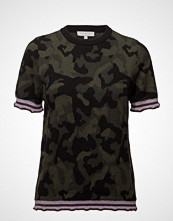 Coster Copenhagen Top Camouflage Jacquard Knit W. Lur