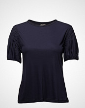 PennyBlack Raquel T-shirts & Tops Short-sleeved Blå PENNYBLACK