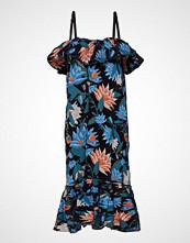 Kenzo Dresses Special Kort Kjole Blå KENZO