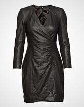 Yas Yasodisa Leather Dress