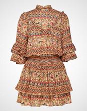 by Ti Mo Bohemian Mini Dress