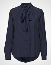 Gant O2. Peached Bow Blouse Smu